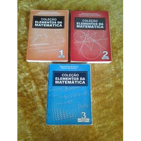 Elementos Da Matemática 1 2 3 / Rufino Ime Ita Olimpíadas