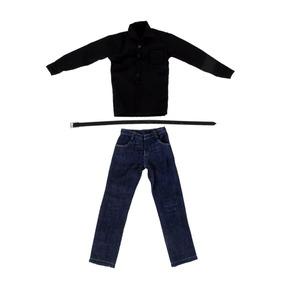 Pantalones Vaqueros Camisa 16 Hombr De Y 12 Juego Ropa De xWOOqa8w60