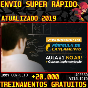 Formula De Lançamento 7.0 2019 - Erico Rocha + 20mil Brindes