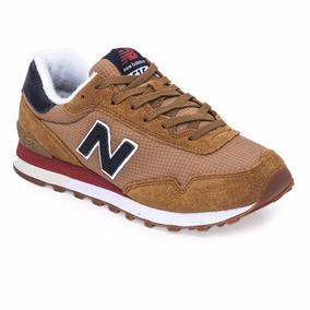 zapatillas new balance marrones