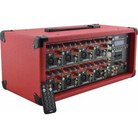 Cabeçote Multiuso Mesa Som Amplificada Prof 250 Watts Rms Nf