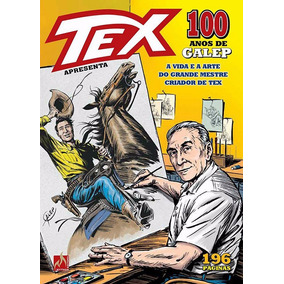 Tex - 100 Anos De Galep - Novo/lacrado.