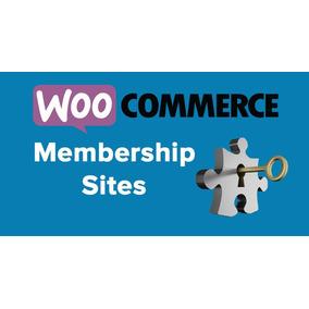 Woocommerce Memberships Atualizado