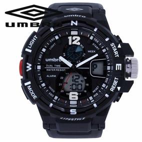 Reloj Umbro Umb-012-1 Deportivo Analogo Digital Caballero