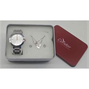 4df447fbcb71c Relógio Condor Feminino em Santa Catarina no Mercado Livre Brasil