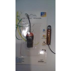 Lector Adaptador Usb Memoria Micro Sd + Lapiz Optico