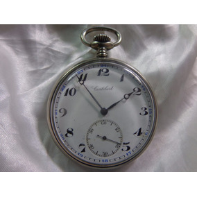 fe49b805344 Relógio Bolso Cortebert Suiço Antigo - Relógios no Mercado Livre Brasil