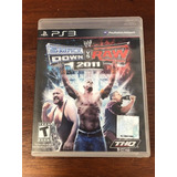 Wwe Smackdown Vs Raw 2011 Ps3* Play Magic
