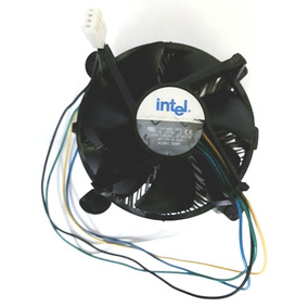 Fan Cooler Cpu / Ventilador Cpu Intel 8,6x8,6x7cm
