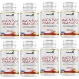 8un Magnésio Dimalato 100cáps 500mg - Melcoprol