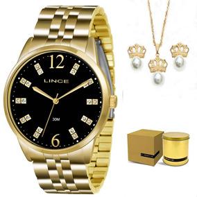d41f3498fa8 Relogio Lince Mrg4334l P2kx - Relógios De Pulso no Mercado Livre Brasil
