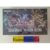 Yu-gi-oh Legendary Dragon Decks Nuevo Inglés Original Yugioh