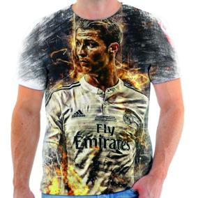 df59cf771ec70 Camiseta Camisa Cristiano Ronaldo Jogador De Futebol 12
