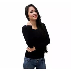 12 Blusas Termicas Cuello Alto/bajo Color Y Modelo A Elegir