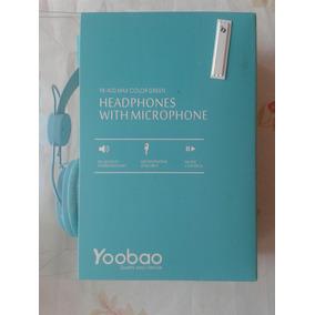 Audifonos Yoobao