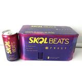 Skol Beats Frost Caixa Com 8 Latas De 269ml