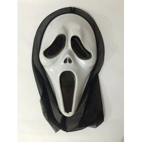 Máscara Pânico Com Capuz 8837