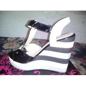 Mercado Sandalia En Libre Zapatos Tacon Mujer Corrid Bamboo Beige BeroCxd