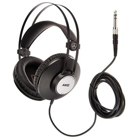 Fone Ouvido Akg Over Ear K72 Profissional Nf Garantia