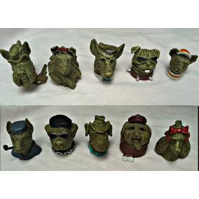 Personificanes Colección De 10 Figuras De Perros Pedigree
