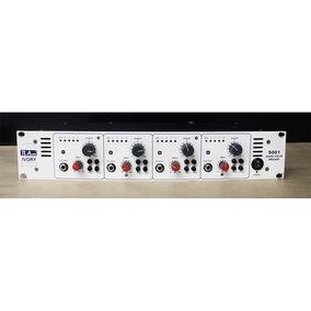Pre Amplif. Valvulado Tl Audio Ivory Ii 5001 Black Friday