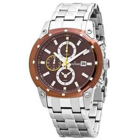 41b8f98e351 Relogio Backer Masculino Dourado - Relógio Backer no Mercado Livre ...