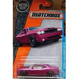 Matchbox Dodge Challenger Srt8 #21 2017