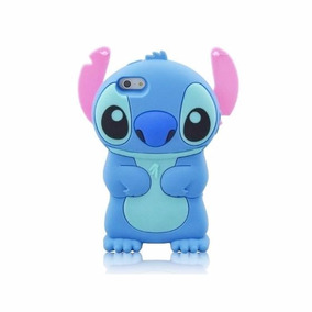 Icase - Carcasa Stitch 3d - Iphone 6 Plus - Goma