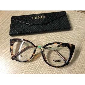 Óculos De Grau Fendi Orquidea - Óculos no Mercado Livre Brasil c266627ff9