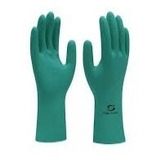 48 Luva Nitrilica Nitro Green Supersafety M/g/xg