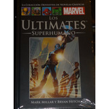 Comic Los Ultimates Superhumano Editorial Salvat