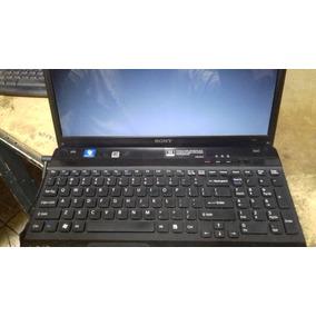 Notebook Sony Vayo Modelo Vpcel22fx