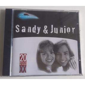 Sandy & Junior - Millennium Cd Lacrado
