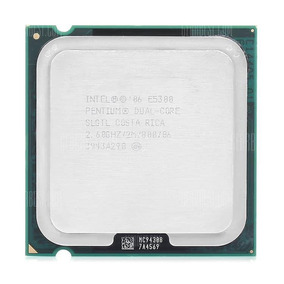 Processador Pentium Dual Core E5300 2.60ghz 2m Lga775