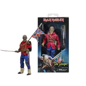 Eddie Trooper 20 Cm Clothed Figure - Iron Maiden - Neca