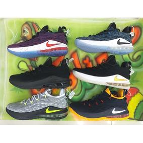 c886e8b0 Lebron Soldier 12 - Zapatos Nike de Hombre Gris oscuro en Mercado ...