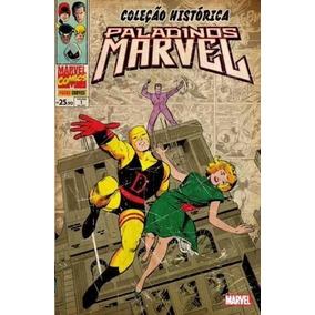 Coleção Histórica: Paladinos Marvel Vol. 1