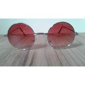 e6d3060e6ce8c Oculo Redondo Ozzy Vermelho - Óculos no Mercado Livre Brasil