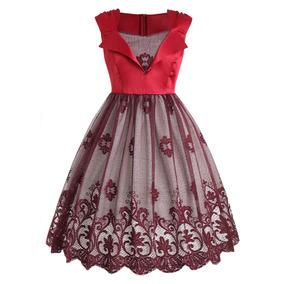Vestido De La Vendimia - Vestidos de Mujer en Mercado Libre México 371359612fbb