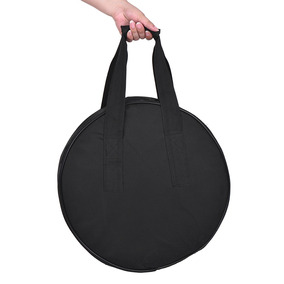 41 Centmetros Beleza Prato Carry Case Bag Saco De