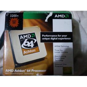 Pc Amd Athlon 64 3200+ Am2 Asus M2npv-vm