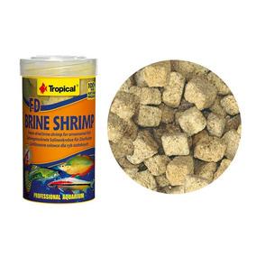 Ração De Artêmia Liofilizada Tropical Fd Brine Shrimp 8g