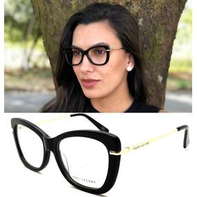 e11c138d73a8c Armação Oculos De Grau Feminino Marc Jacobs Mj545 Prime