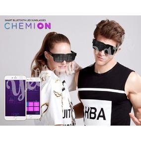cc2b6e2367e5a Óculos Led Programável Eletronica Chemion 2 Pronta Entrega!