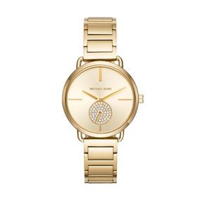 Michael Kors - Reloj Mk3639 Portia Stainless-steel Two-hand