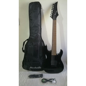 Guitarra Electrica Nashville 8 Cuerdas