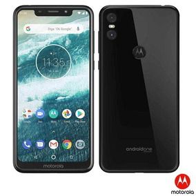 Smartphone Motorola One Preto, 5,9, 4g, 64gb, 13mp Xt1941-3