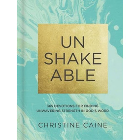Libro Unshakeable: 365 Devotions For Finding Unwavering St