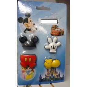 Imã Decorativo Em Pvc - Coleção Mickey - Oficial