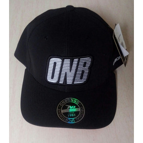 a5ca7144d0b60 Boné Masculino Preto Onbongo Com Ajuste Lançamento Original